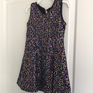 GUC sequined dress
